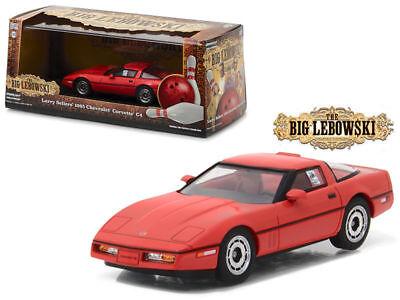 Greenlight Larry Sellers 1985 Chevrolet Corvette C4 - The Big Lebowski - 1/43