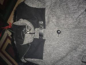 emotions brand winter coat size 9