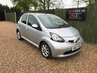 2008 Toyota Aygo 1.0vvti-Platinum 5 Door Full Service History Superb Condition