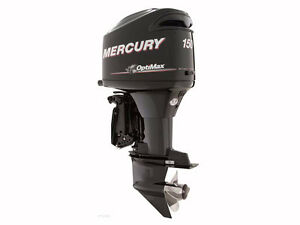 150 Mercury Optimax XL Outboard Motor