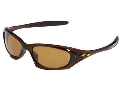Oakley XX Twenty Polarized Sunglasses OO9157-04 Polished (Oakley Twenty Sunglasses)