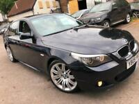 BMW 520d M SPORT DIESEL BUSINESS EDITION 2009 LCI NEW SAT NAT/iDRIVE HEATED L...