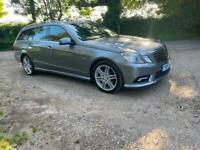 2011 Mercedes-Benz E Class E220 CDI BlueEFFICIENCY Sport 5dr Tip Auto ESTATE Die