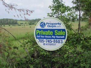 76.8 Acres Building lot/farm for Sale