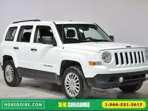 2015 Jeep Patriot Altitude CRUISE ABS 4X4