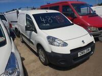Peugeot Partner 1.6HDi ( 92 ) 850 2014MY S L1