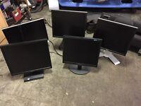 Computer LCD monitors