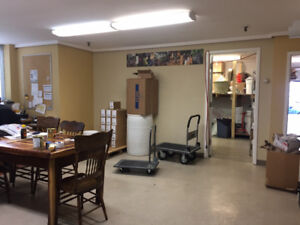 UNIT 102- STORAGE AND/ OR OFFICE