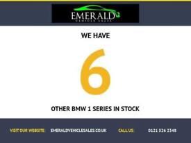 2011 11 BMW 1 SERIES 2.0 118I M SPORT 3D 141 BHP