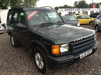 2001 LAND ROVER DISCOVERY 2.5 Td5 GS 7 SEATER 4 X 4 DIESEL