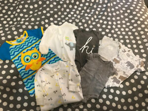 Baby Boy Lot Wardrobe
