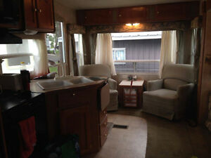Fifth Wheel Springdale 26 pieds (Camping Plage Paquet ) 13 000$