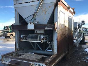 Crushing screening and wash plants