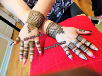 Henna Artist For Your Special Henna Occasion - Missisauga
