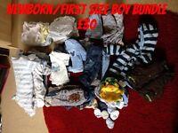 Baby Boy bundles upto 9months
