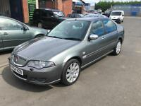 Rover 45 2.0TD DIESEL Connoisseur GREAT SPEC & ONLY 65K