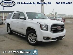 2016 GMC Yukon XL SLT   TOW PKG*CARPLAY/AUTO*WIFI