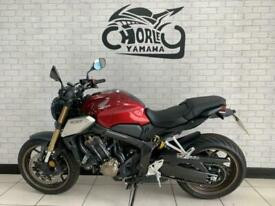 HONDA CB650R, 2020/20, 1 OWNER WITH FSH AND ONLY 2844 MILES,