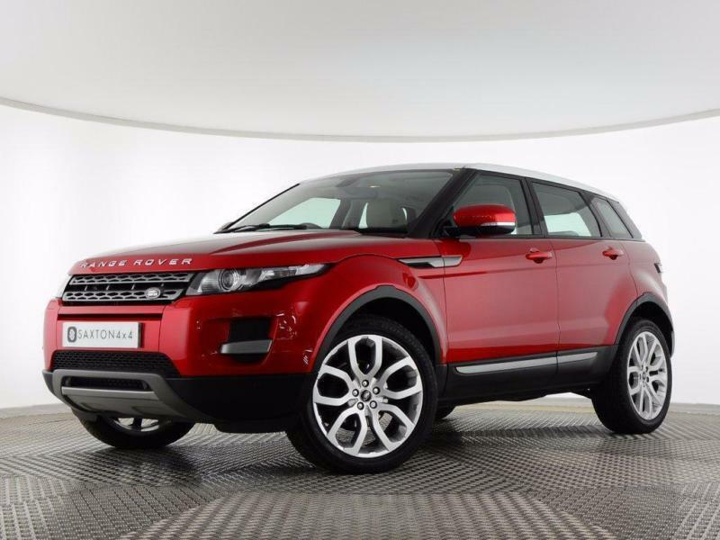 2013 land rover range rover evoque 2 2 sd4 pure tech 5dr in chelmsford essex gumtree. Black Bedroom Furniture Sets. Home Design Ideas