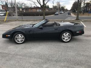 1990 Chevrolet Corvette Cabriolet