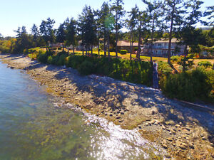 North Saanich Waterfront Property
