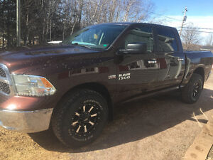 2013 Dodge Power Ram 1500 1500 Pickup Truck