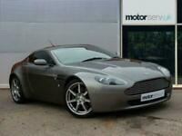 2007 Aston Martin Vantage 4.3 V8 3d 380 BHP Coupe Petrol Manual