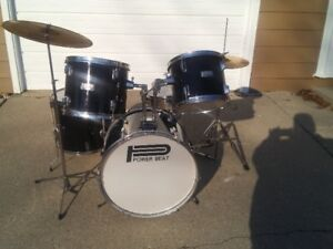 DRUMS FOR SALE -IN GREAT SHAPE-$280.00.