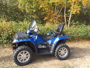 2013 Polaris 550 Touring Quad