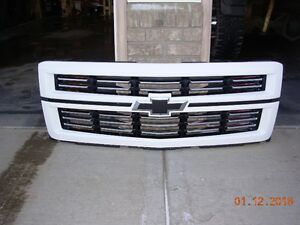 2015 Chevy Grille