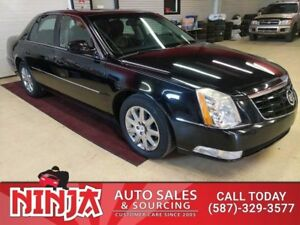 2011 Cadillac DTS Level III All Options