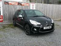 Citroen DS3 1.6 THP ( 155bhp ) DSport Plus 2012