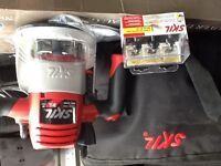 Skil router brand new never used