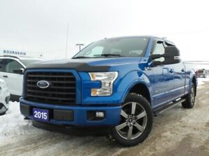 2015 Ford F-150 XLT 3.5L V6 NAVIGATION HEATED SEATS