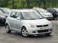 2007 Suzuki Swift 1.5 GLX VVTS 5d 101 BHP Hatchback Petrol Manual