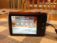 Nikon Coolpix 4200 Slimline Touchscreen Digital Camera