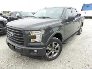 2017 Ford F-150 XLT 5.0L V8 302A