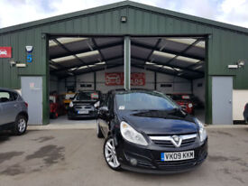 2009 Vauxhall Corsa 1.3CDTi 16v ( 90ps ) ( a/c ) MANUAL DIESEL NEW SERVICE