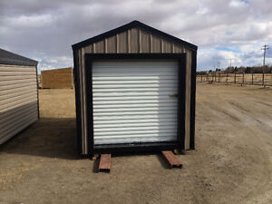 8 FT X 8 FT Portable Storage Shed