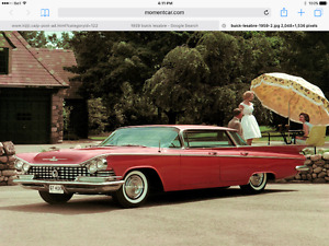 1959 Buick LeSabre Coupe (2 door)