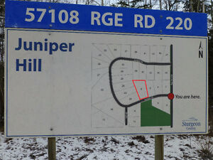 Juniper Hill Subdivision-South of Redwater