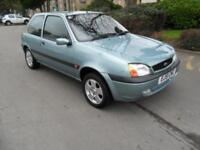 FORD FIESTA 1.2 2001 57,000 MILES COMPLETE WITH M.O.T HPI CLEAR INC WARRANTY