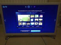 "Samsung Smart TV 22"""