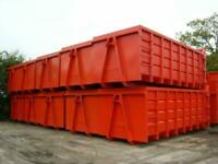 HOOKLIFT BINS AND CABLELIFT SKIPS TAKE AWAY TODAY 15 - 40 YARD IN STOCK