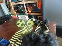girls size 10 bee costume