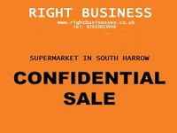 Business for sale in Harrow