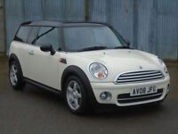 2008 Mini Clubman 1.6TD ( Pepper ) 5d Cooper D PANO ROOF