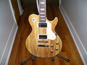 Greg Bennett Avion 6 Ltd. Ed. Spalted Maple Top Electric Guitar! West Island Greater Montréal image 2