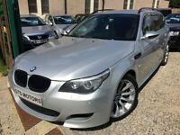 ✿2009/09 BMW 5 SERIES 530d AUTO SE Touring Estate, ✿FULL M5 REPLICA ✿RARE CAR✿