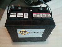 New 12volt RV Deep cycle Battery